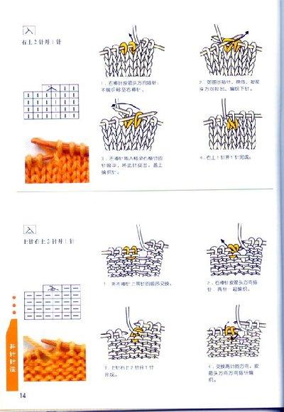 Перевод японских схем журналов описание фото