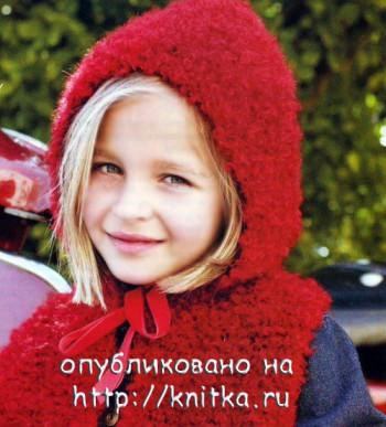 Вязание детских шапок.