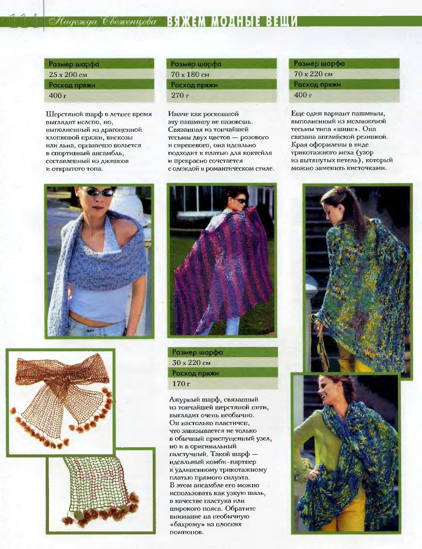 Как вязать шарф спицами для начинающих (пошаговое)