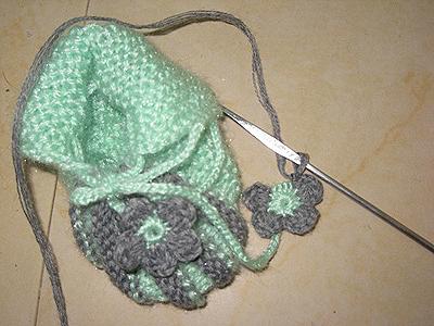 Схемы вязания спицами шапочек для девочки