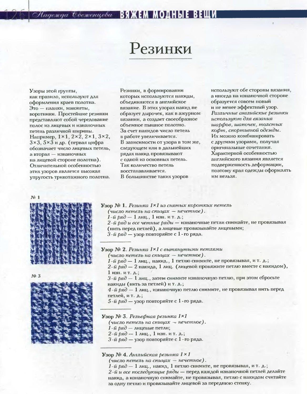 Вязание английская резинка спицами шарф научиться 73