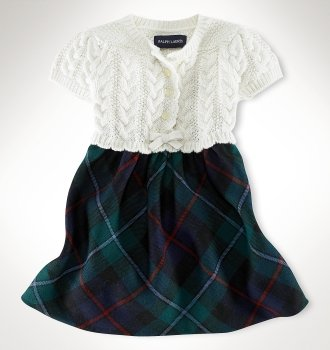 Платья из ткани под вязаную