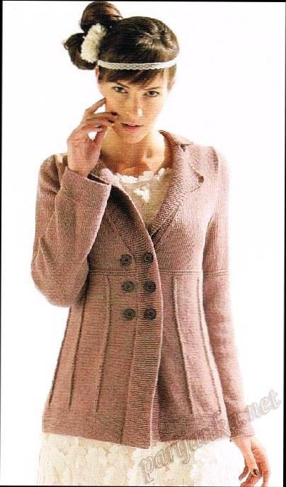 вязаное пальто схемы вязания фото описание спицы крючок