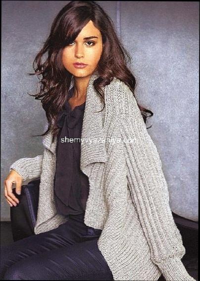 свитер gant