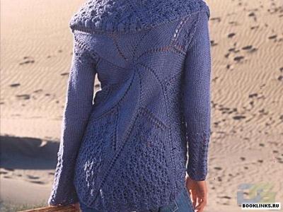 Вязание спицами - модель --4